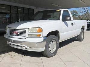 GMC Sierra  Ton) 4X4 Pickup