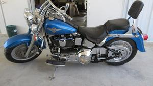 Harley Davidson Flstf Fatboy Motorcycle