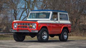 Ford Bronco Baja