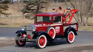 Ford Model A Phillips 66 Wrecker