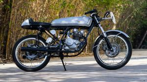 Honda Dream 50R