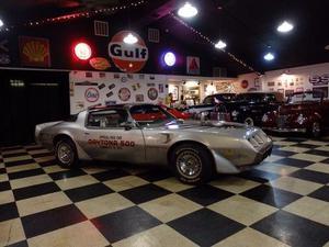 Pontiac Trans AM Pace Car! 4-Speed Low