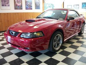 Ford Mustang GT Deluxe 2DR Convertible