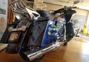 Harley Davidson Fltrx Road Glide Custom