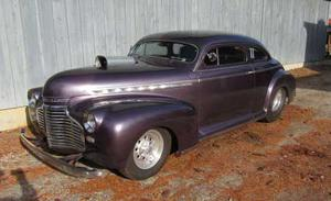 Chevrolet Chopped Top, Business Coupe