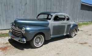 Ford Coupe Streetrod/Custom Package