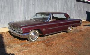"""Ford Galaxie 500 XL & amp;quot;boxtop"""" Two Dr"""