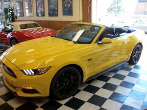 Ford Mustang GT Premium 2DR Convertible