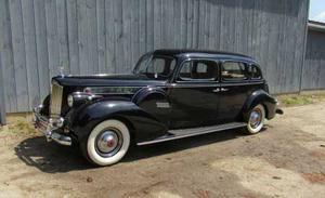 Packard Custom Super Eight (180) Touring Sedan