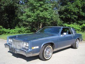 "Cadillac Eldorado ""Biarritz"" - A Magnificent Highly"