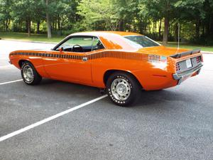 Plymouth AAR Cuda Coupe