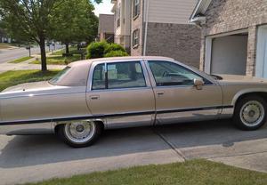 Cadillac Fleetwood Brogham