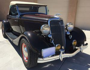 Ford Model 40 Deluxe Roadster