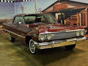 Chevrolet Impala SS 2 DR. Hardtop