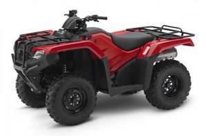 Honda Rancher 4X4