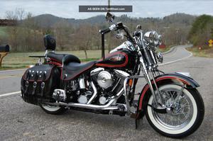 Harley-Davidson Flsts Heritage Springer