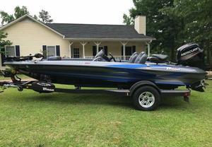Triton Bass Boat