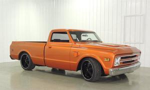 Chevrolet C10 Resto Mod Custom