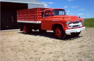 1951 Chevrolet 2 Ton Truck Hoist Greene Cozot Cars Dump