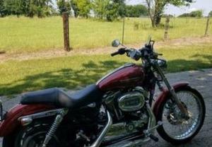 Harley Davidson XL Sportster Custom