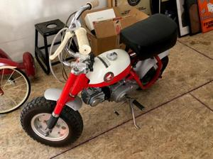 Honda Z50 Trail Bike Selling Bike Collection