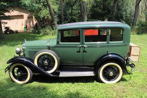 Ford Model A Fordor