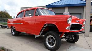 Chevrolet 210 Gasser Gasser