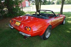 Ferrari 365 GTB Daytona Spyder Convertible Replica