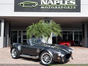 Replica/Kit Backdraft Racing 427 Shelby Cobra Replica