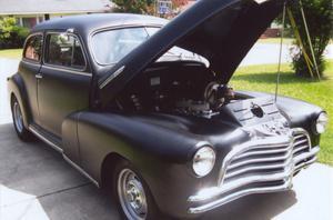 Chevrolet 2 DR. Sedan