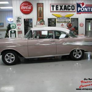 Chevrolet Bel Air Resto-Rod/Desert Rose