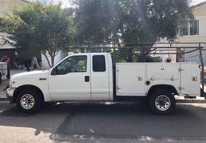 Ford F250 X Long BED Work Truck