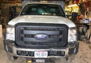 Ford F450 Dump Truck
