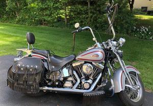 Harley Davidson Flsts Heritage Springer Softail
