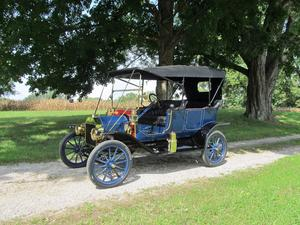 Ford Model T Touring Convertible