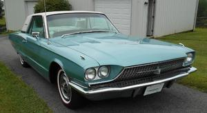 Ford T-BIRD Coupe Classic