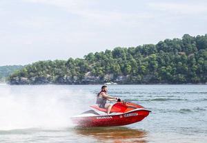 Honda Aqua Trax Turbo Jet SKI