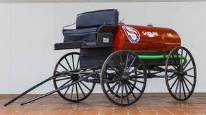 Polarine Wagon