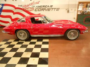 Chevrolet Corvette Split Window Fuel Injected Coupe