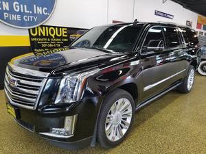 Cadillac Escalade E Platinum  Cadillac Escalade ESV