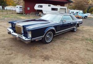 Lincoln MK 5