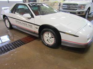 Pontiac Fiero SE Indy Pace Car