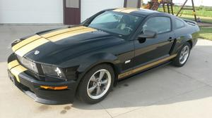 Ford Mustang Shelby GT-H Fastback
