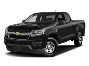 Chevrolet Colorado 2WD WT