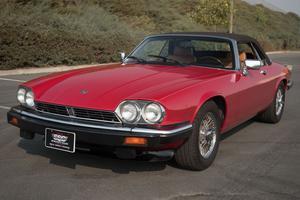 Jaguar XJS No Trim Field