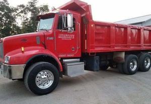 Peterbilt 330 Dump Truck
