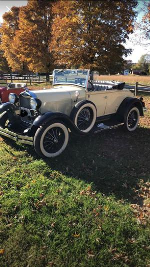 Shay  Ford Roadster