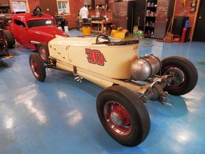 Bonneville Speedster Built Long AGO Been TO Bonneville