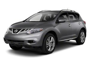Nissan Murano AWD 4DR LE