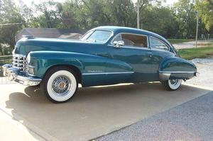 Landers Ford Benton Ar >> 1948 cadillac fastback sedanette for sale | Cozot Cars